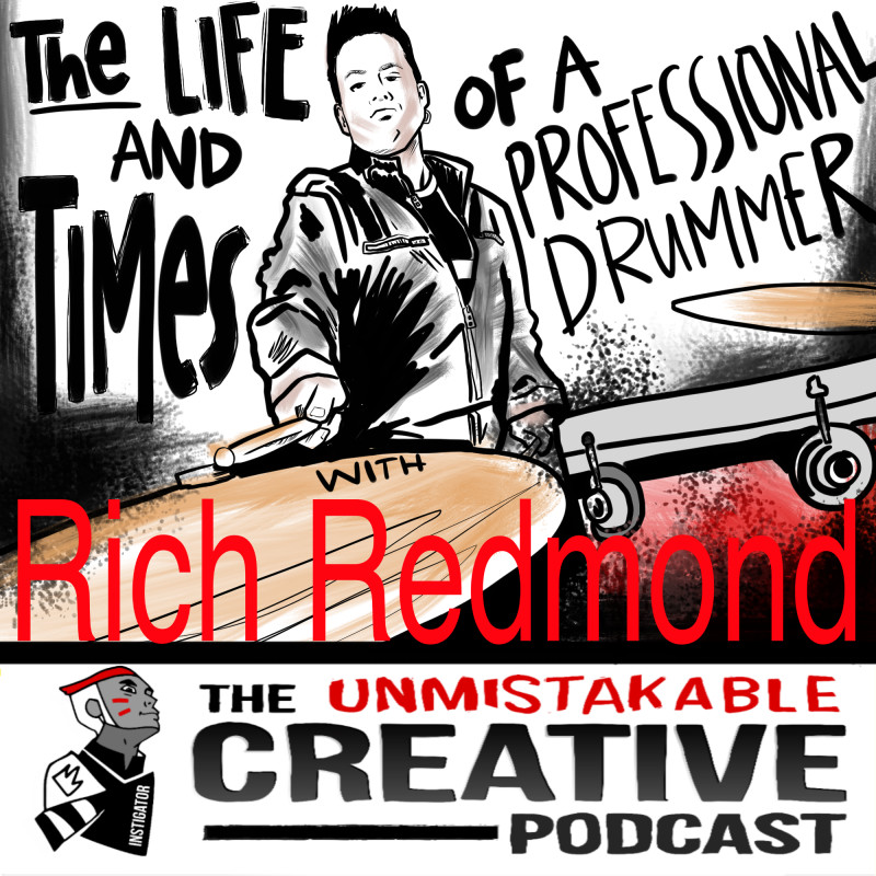 The Life and Times of a Professional Drummer with Rich Redmond
