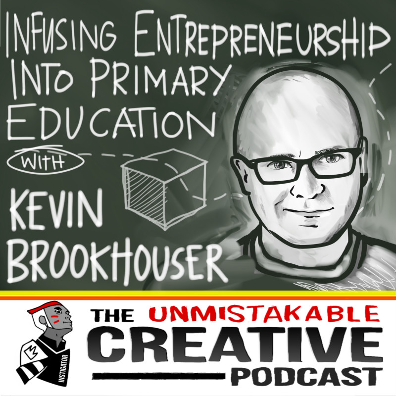 Infusing Entrepreneurship into the Classroom with Kevin Brookhouser