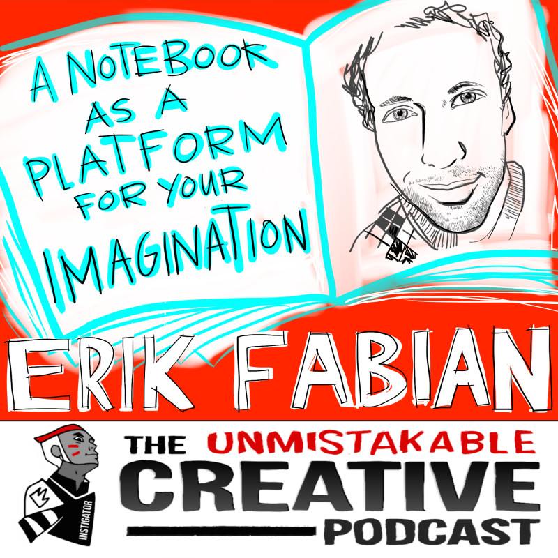 A Notebook as a Platform for Your Imagination With Erik Fabian