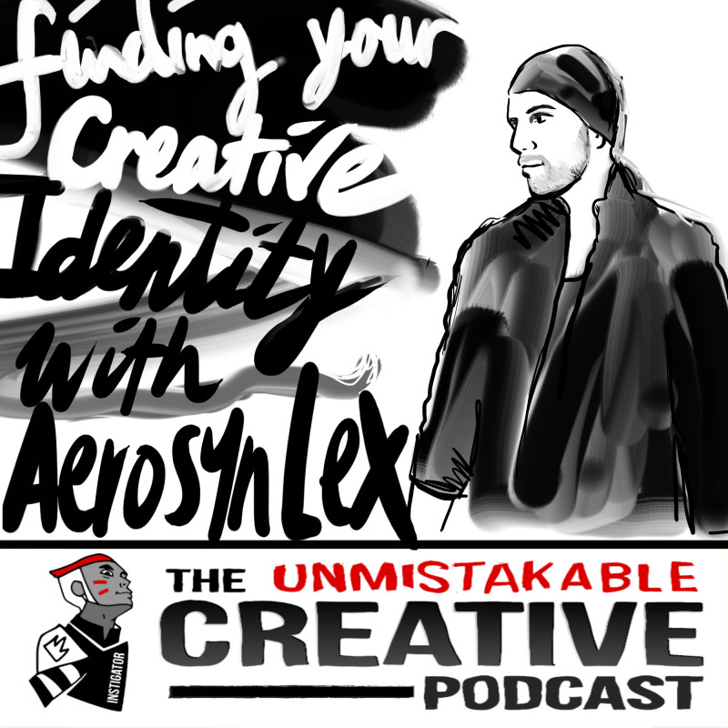 Finding Your Creative Identity with Aerosyn Lex
