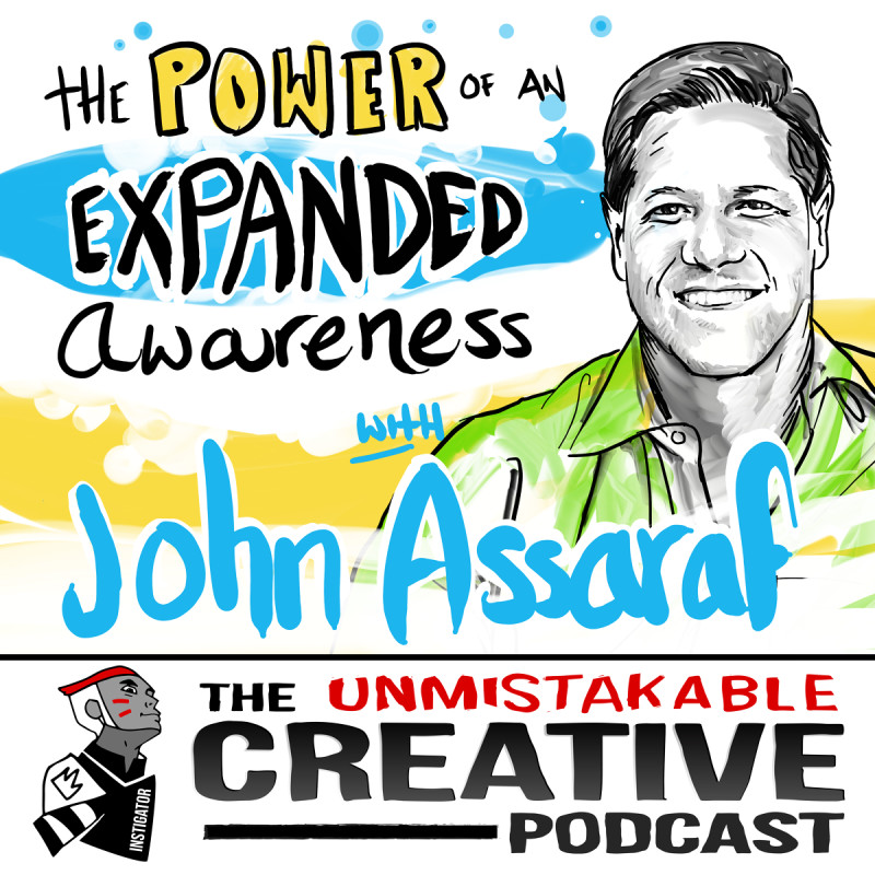 The Power of Expanded Awareness with John Assaraf