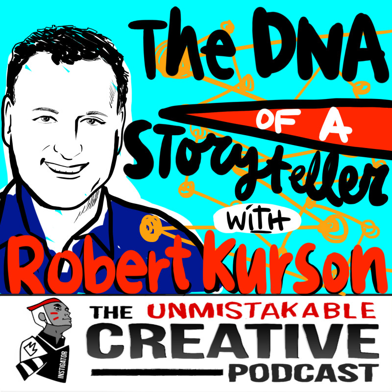 Best of 2015: The DNA of a Storyteller with Robert Kurson