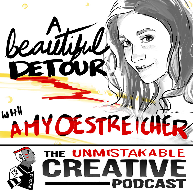 A Beautiful Detour with Amy Oestreicher