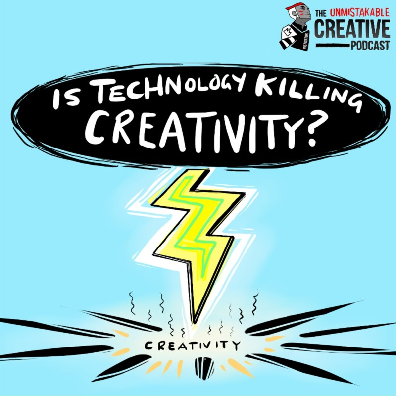 Is Technology Hurting Our Creativity?