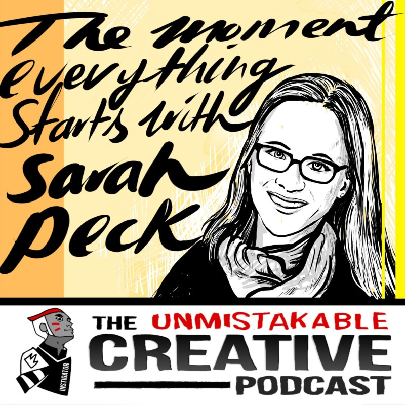 The Moment When Everything Starts With Sarah Peck
