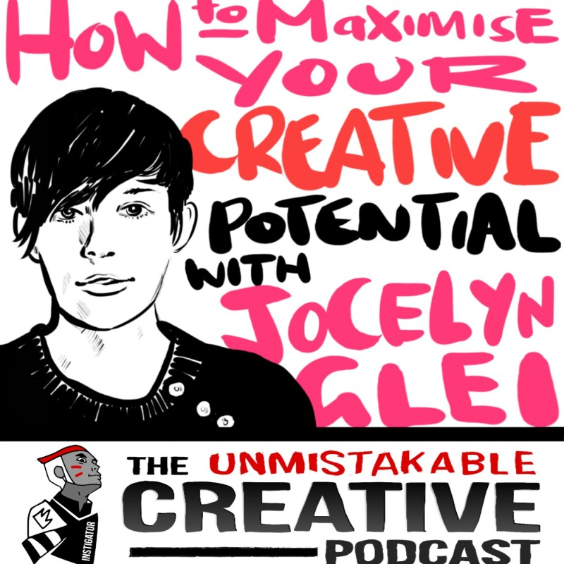 Idea Execution and the Creative Process with Jocelyn Glei