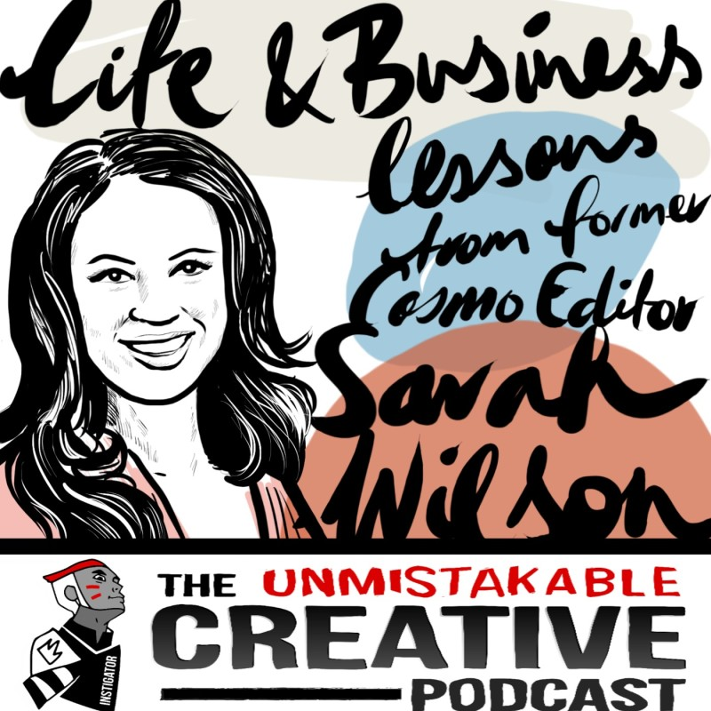 Life and Business Lessons From Former Cosmo Editor Sarah Wilson