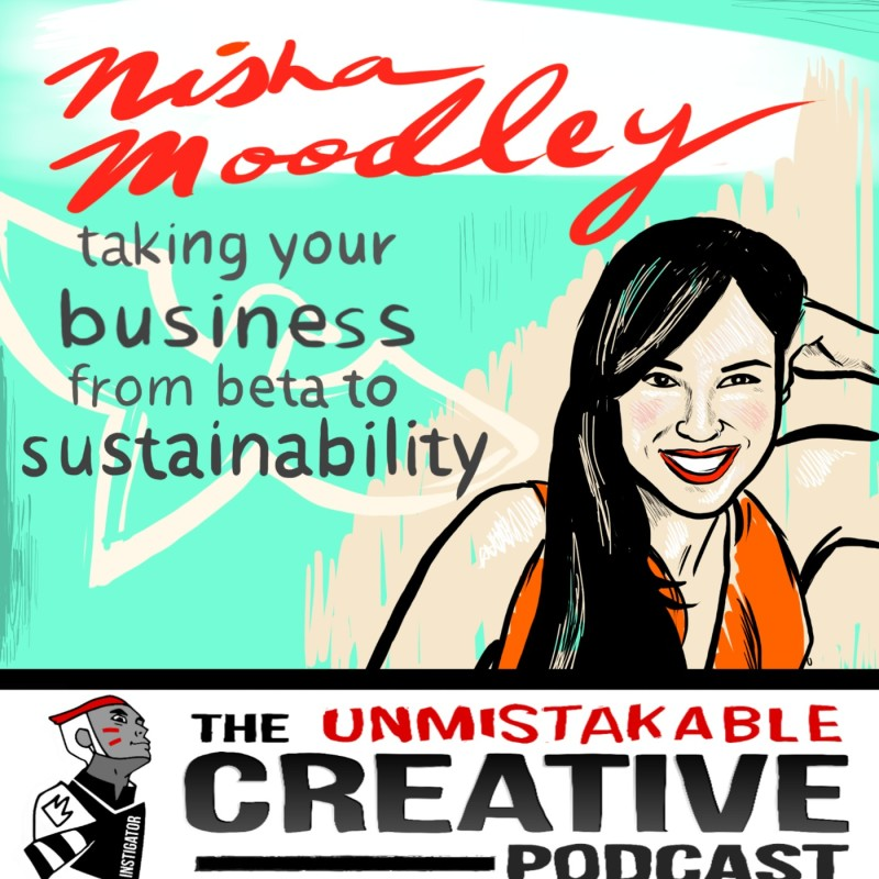 Taking Your Business from Beta to Sustainability with Nisha Moodley