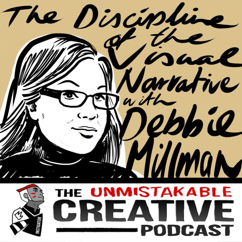 The Discipline of the Visual Narrative with Debbie Millman