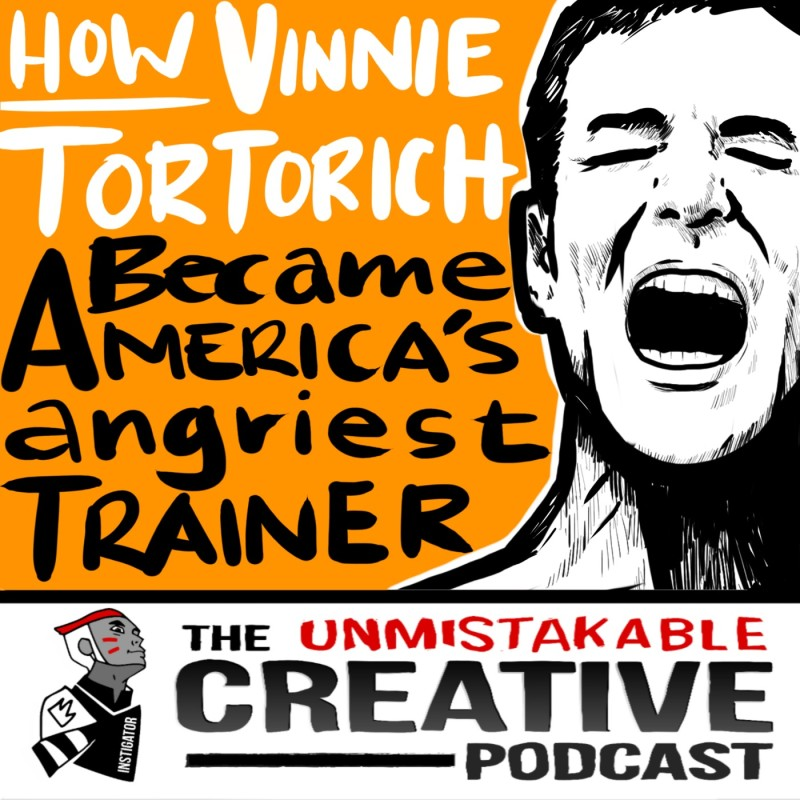 How Vinnie Tortorich Became America's Angriest Trainer