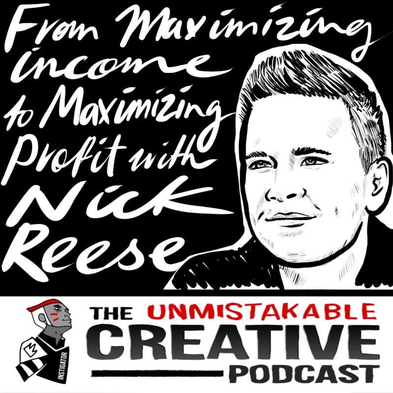 From Maximizing Income to Maximizing Impact with Nick Reese