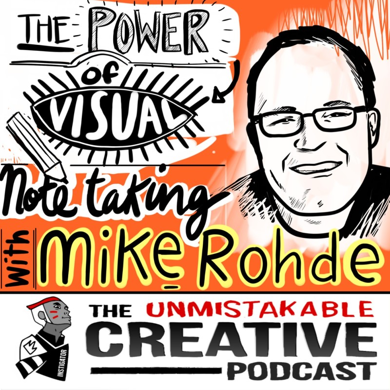 The Power of Visual Note Taking with Mike Rohde