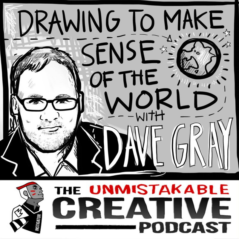 Drawing to Make Sense of the World with Dave Gray