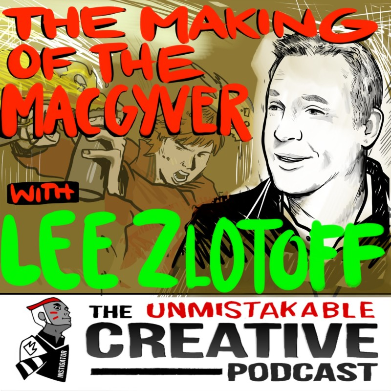The Making of Macgyver With Lee Zlotoff
