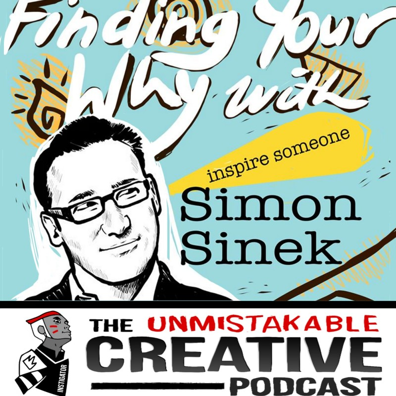 Finding Your Why with Simon Sinek