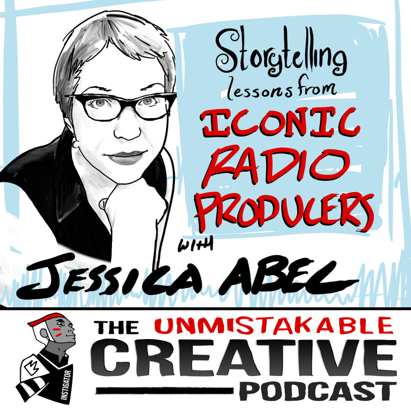 Storytelling Lesson from Iconic Radio Producers with Jessica Abel