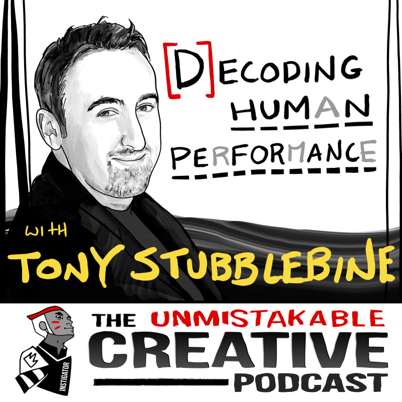 Decoding Human Performance with Tony Stubblebine