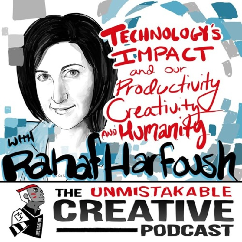 Technologys - Impact - On - Humanity - And - Our - Creativity - Rahaf - Harfoush