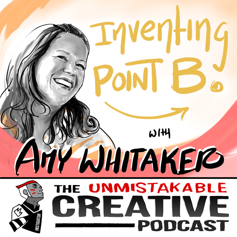 Inventing Point B with Amy Whitaker