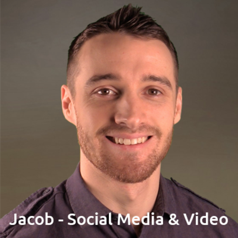 Jacob - Social Media & Content Development