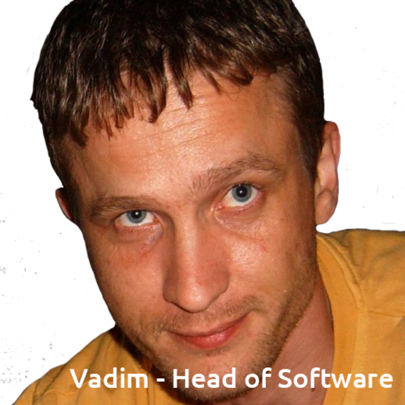Vadim - Head of Software for the Learn & Earn App