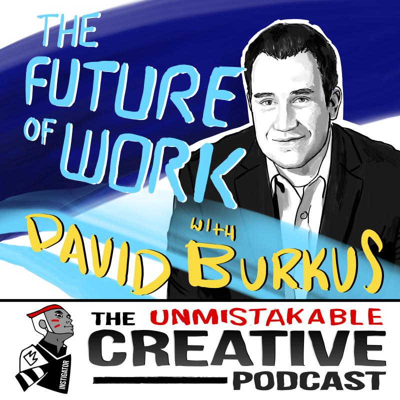 The Future of Work with David Burkus