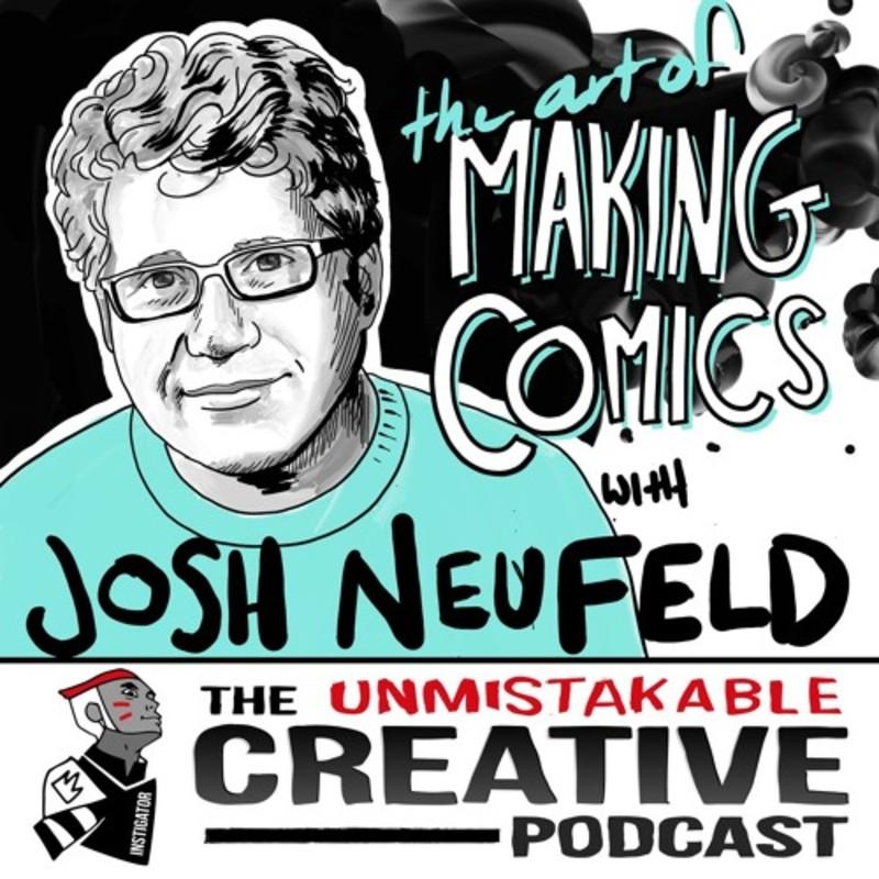 The Art of Making Comics with Josh Neufeld