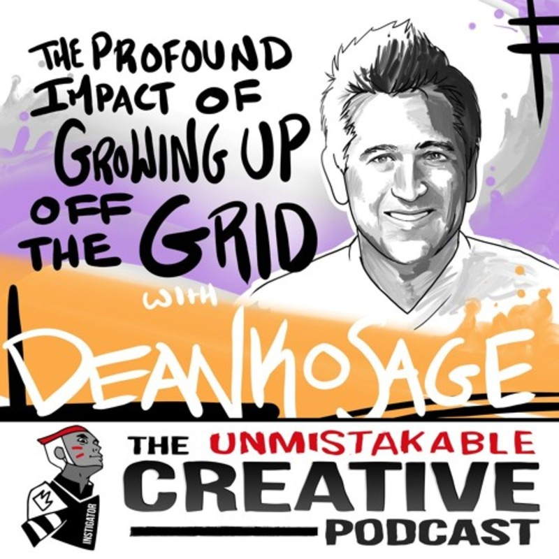 The Profound Impact of Growing up Off the Grid with Dean Kosage
