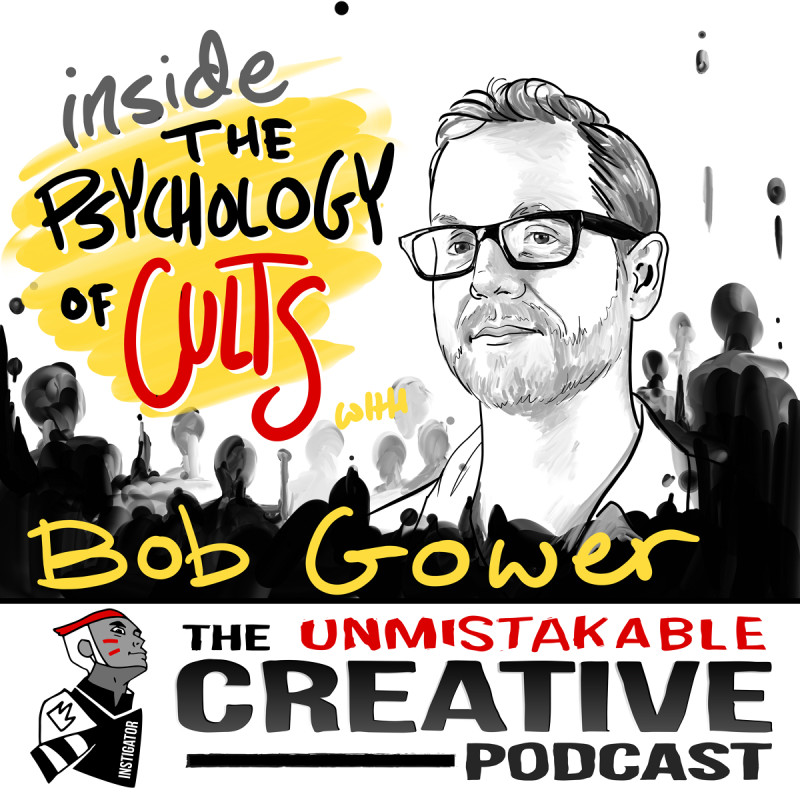 Inside the Psychology of Cults with Bob Gower