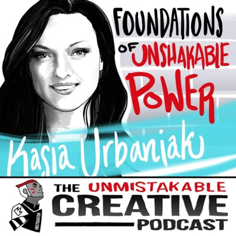 Foundations of Unshakable Power with Kasia Urbaniak