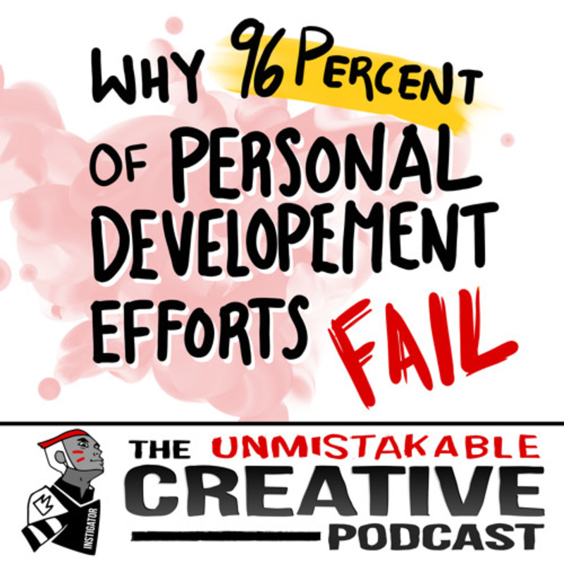 Why 96 Percent of Personal Development Efforts Fail