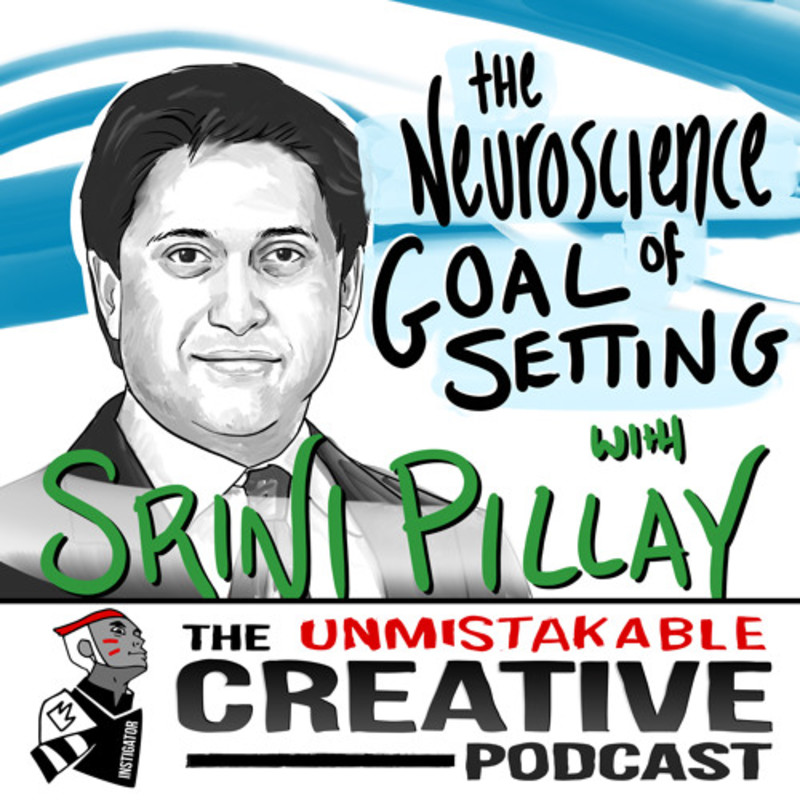 The Neuroscience of Goals with Srini Pillay