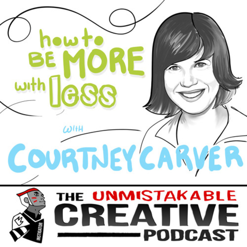 Courtney Carver: How to be More with Less