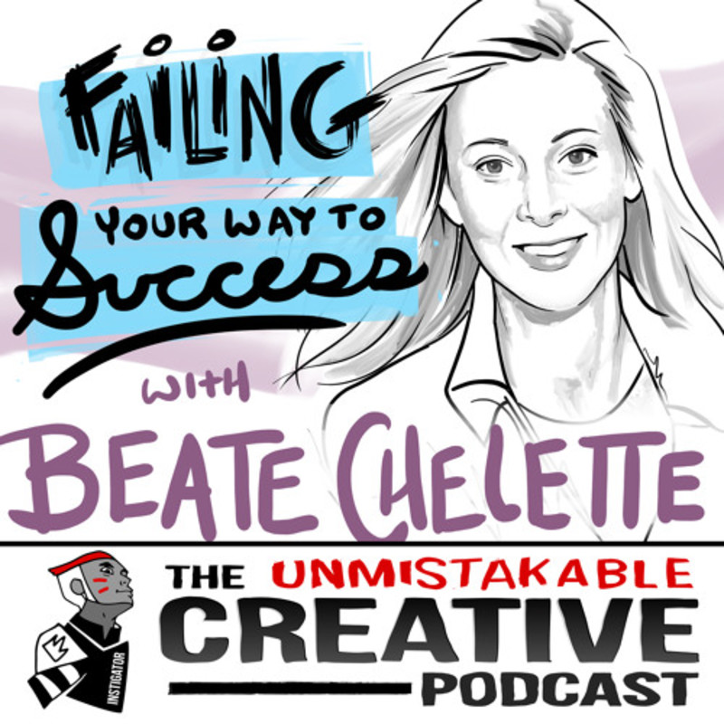 Failing Your Way to Success with Beate Chelette