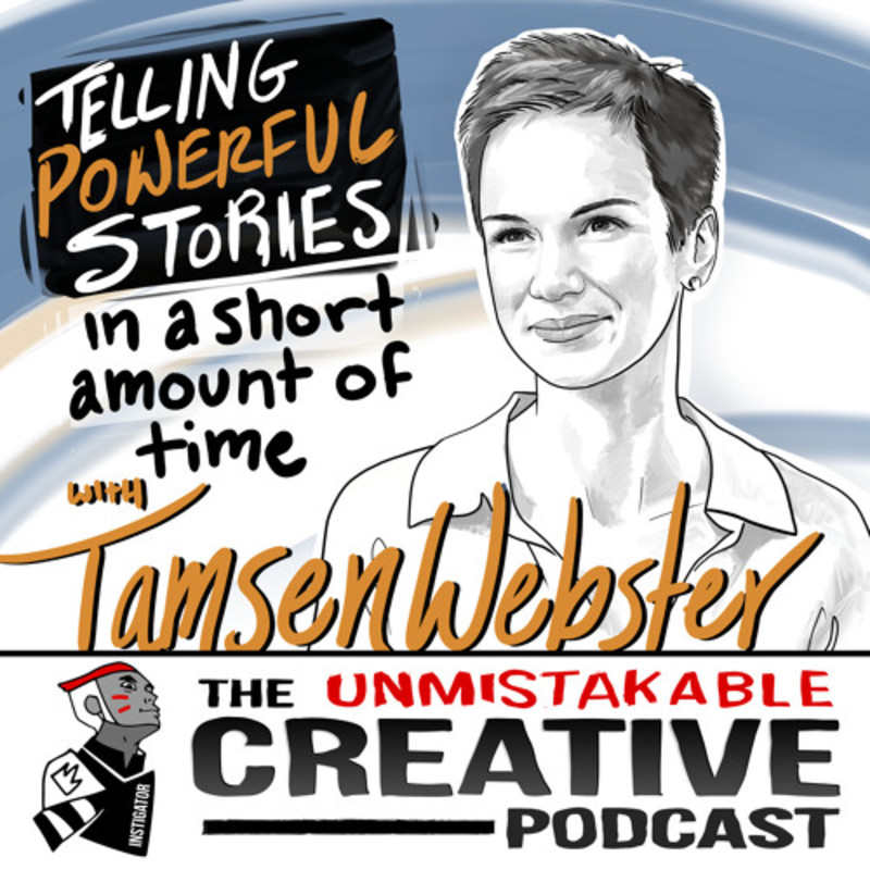 Tamsen Webster: Telling Powerful Stories in a Short Amount of Time