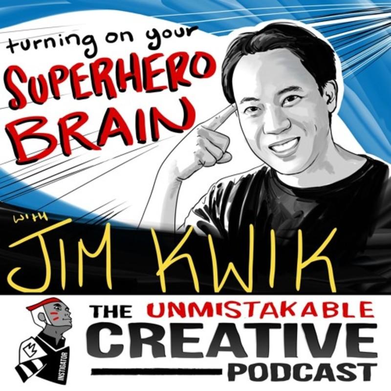 Jim Kwik: Turning on Your Superhero Brain