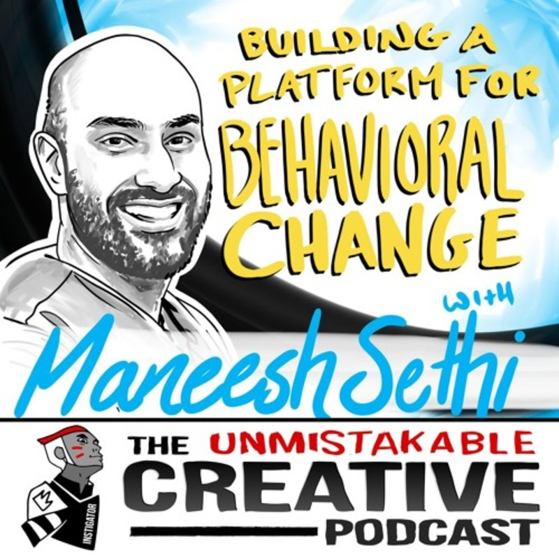 Maneesh Sethi: Building a Platform for Behavioral Change