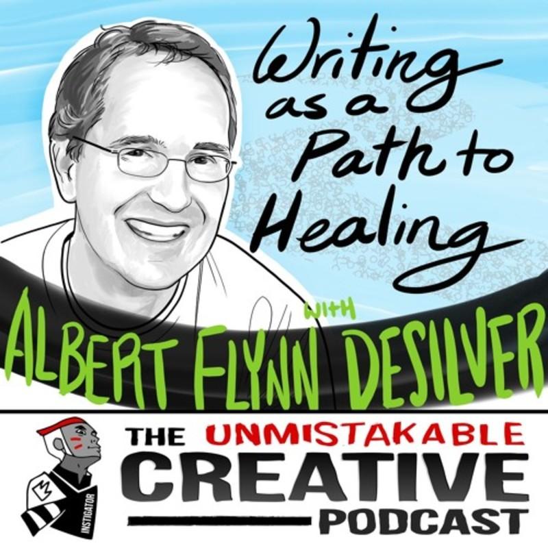 Albert Flynn DeSilver: Writing as a Path to Healing