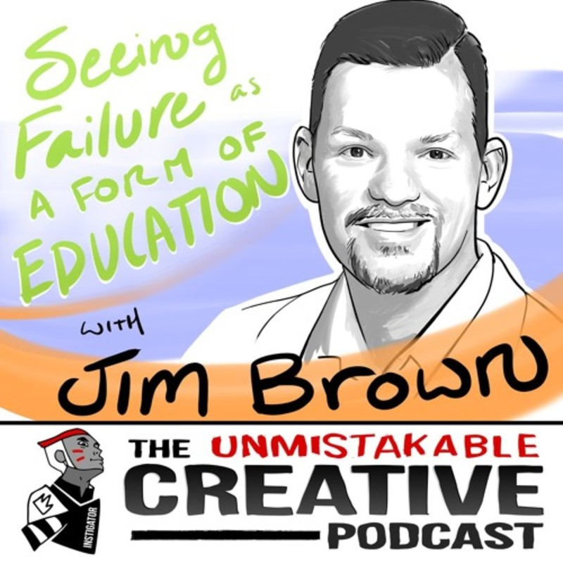 Jim Brown: Seeing Failure as a Form of Education