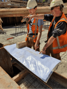 Interview betonstaalverwerker Tunahan !!