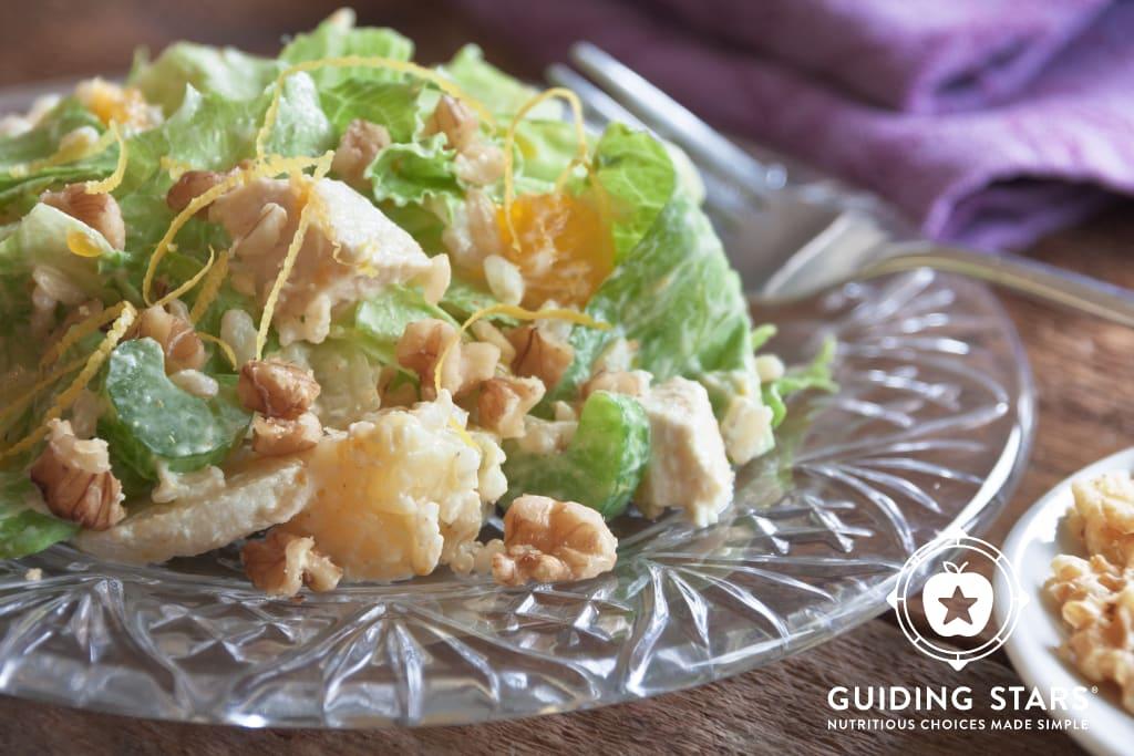 California Walnut Turkey & Rice Salad