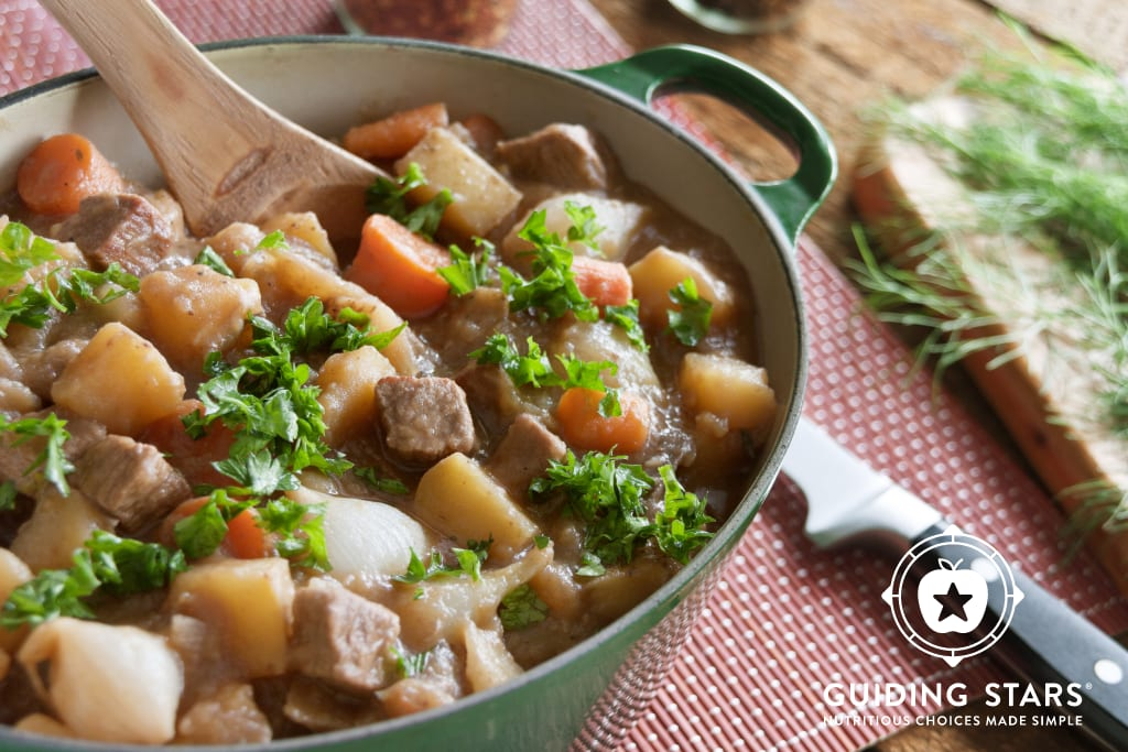 Beef Stew with Fennel and Shallots
