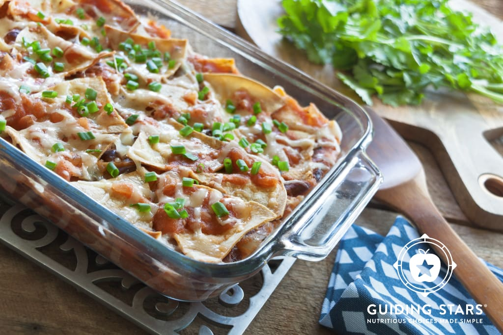 Red Bean Chilaquiles