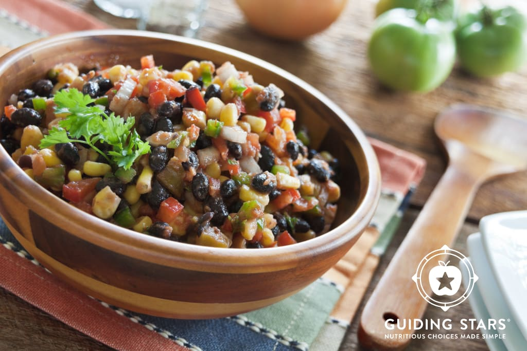 Marinated Black Bean Salad