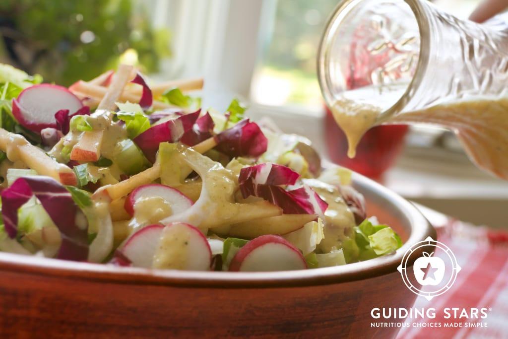 Red & White Salad