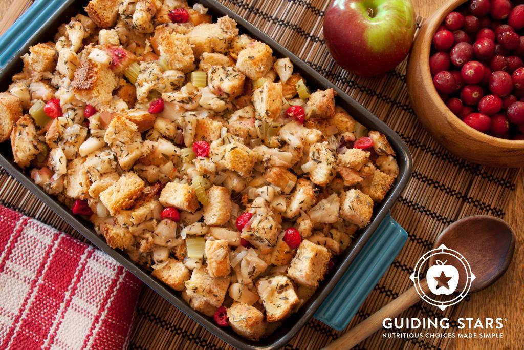 Apple, Onion & Cranberry Stuffing