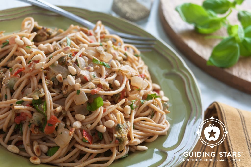 Spaghetti with Clam Sauce