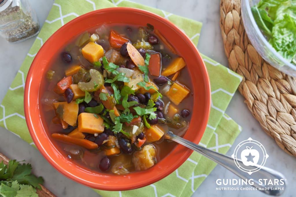 South American Black Bean Stew