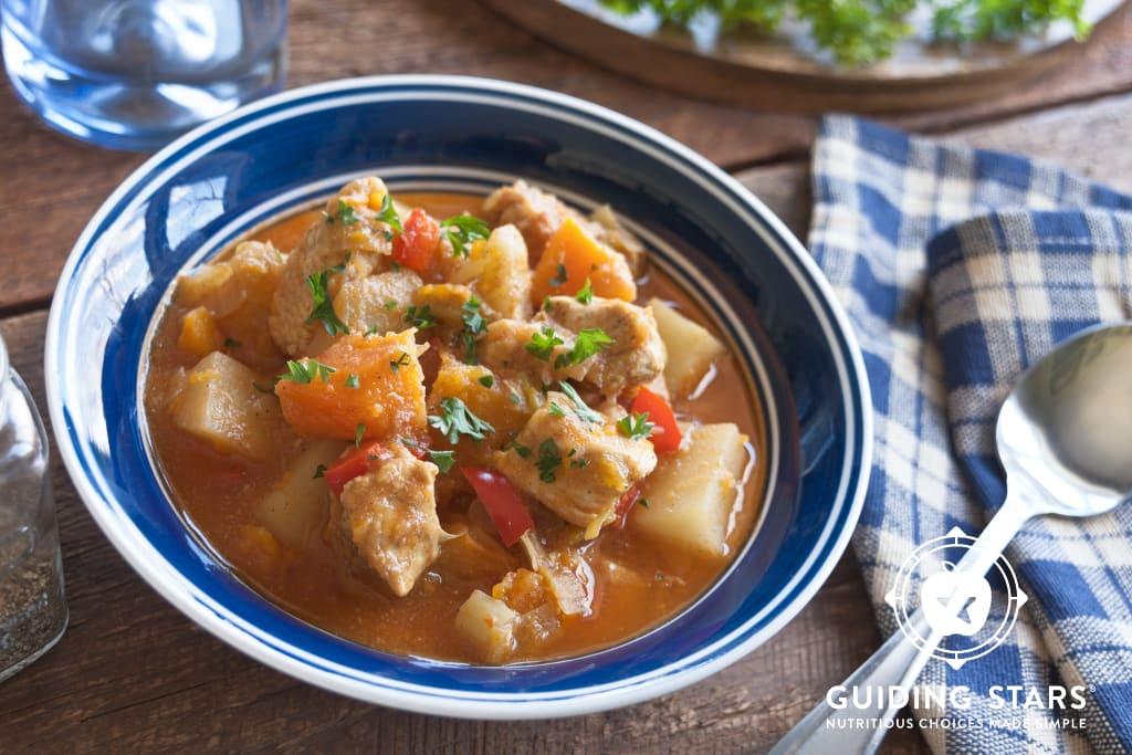 Chicken Tomato Stew