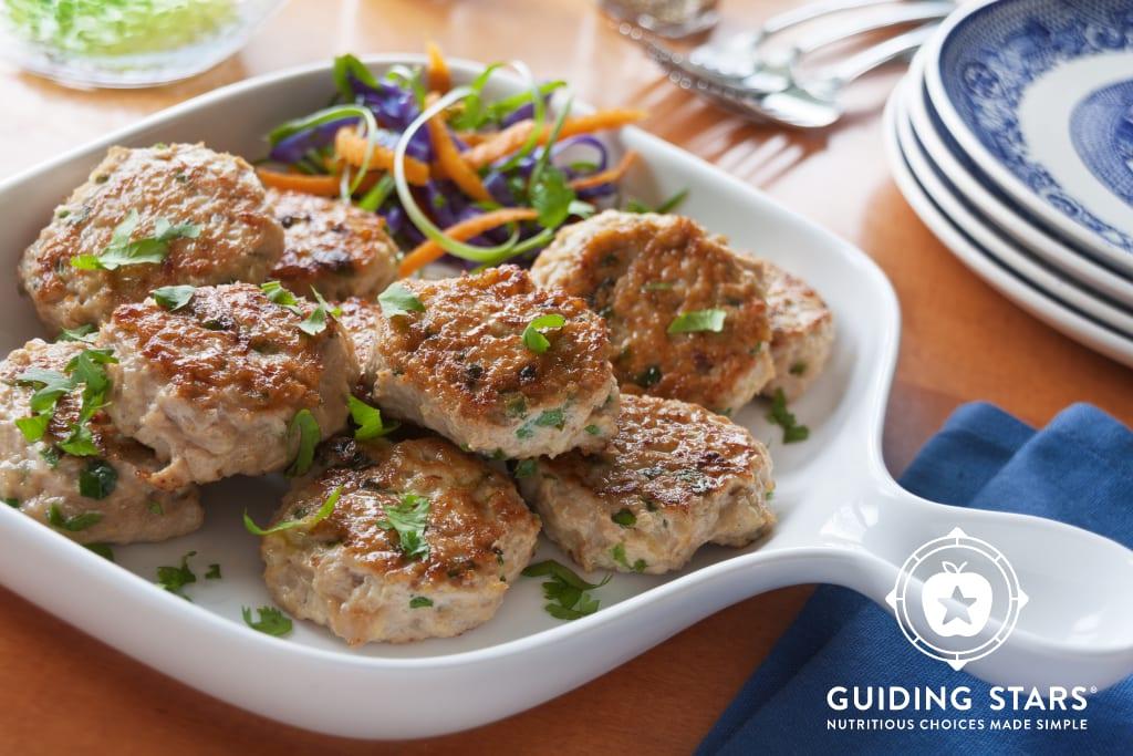 Chinese Chicken Patties